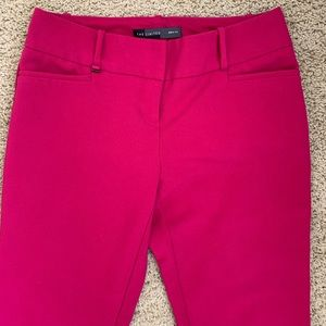 The Limited Drew Fit Crop Career Pants
